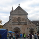 Johanniskirche und Post-Albmarathon-Atmosphäre, Schwäbisch Gmünd (123HEKLA_5575) thumbnail