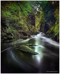 √ Tripod: The Glenn (Shaun S. Leatham) Tags: sony fairy glen river conway a77 forest green magic landscape snowdonia