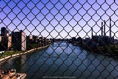 Over The East River (jomak14) Tags: newyork iphone6plus wheremyrunningshoestakeme queensborobridge eastriver rooseveltisland