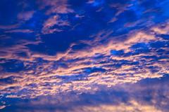 Blue Inside (axi11a) Tags: atl atlanta localparks parks sky skyporn clouds blue afterglow