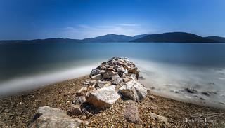 Gera's Bay, Lesbos.