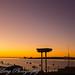 Sunrise over Boston bay Port Lincoln South Australia