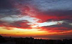 Colores del amanecer (Antonio Chacon) Tags: andalucia amanecer costadelsol cielo españa spain sunrise mar mediterráneo marbella málaga