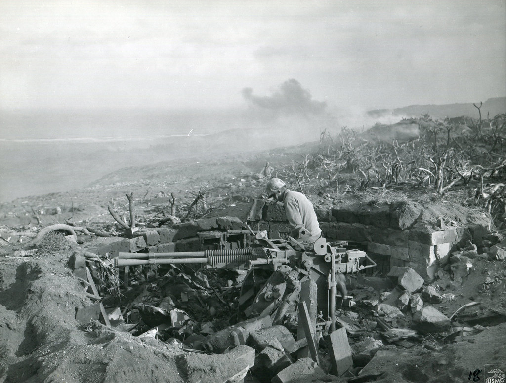 iwo jima research paper The island of chichi jima (father island) lies about 640 miles south of tokyo and some 145 miles north of iwo jima heavily fortified and garrisoned during world war ii, it would have been a costly invasion target had american forces chosen to attempt its seizure.