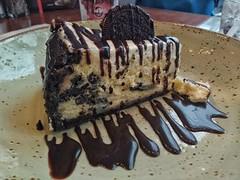 Oreo cheesecake (tubblesnap) Tags: oreo cheesecake hard rock café vienna