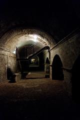 La sortie (Pascal.M (bong.13)) Tags: cryptoportique cave arles architecture sonyrx100 france bouchesdurhone provence pierre antique ancien