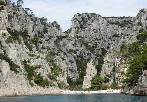 Calanque trip, secret beach