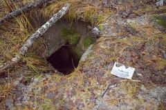 DSC_4468 (PorkkalanParenteesi/YouTube) Tags: hylätty neuvostoliitto bunkkeri porkkalanparenteesi abandoned soviet bunker porkkala kirkkonummi suomi finland exploring landscape zif25