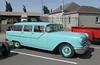1955 Pontiac (faasdant) Tags: untouchable car show kalama washington wa usa 2017 1955 pontiac station wagon nautilus blue