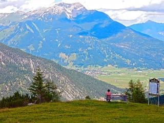 Daniel (2340m), Tirol - Austria (N2288)