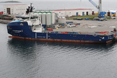 Troms Arcturus (CHRISTOPHE CHAMPAGNE) Tags: 2017 pcn paris cap cape nord north equipage05 norvege norway hammerfest troms arcturus off shore tidewater