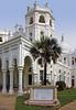 Galveston Church (Ronald Hirlé) Tags: catholicchurch leica digilux2 texas galveston galvestonisland usa