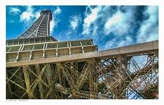 Eifel Tower, Paris, France. (Richard Murrin Art) Tags: eifeltower paris france richard murrin art photography canon 5d landscape travel images building cool
