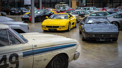 Car Mecca, Classic Remise Düsseldorf, 20170812