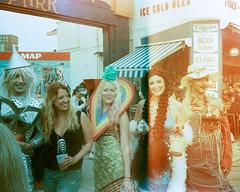 (Matt Allouf) Tags: canong111ql rangefinder 35mm filmphotographyproject slide film cross process expired epsonv500 mermaid parade coney island brooklyn newyork