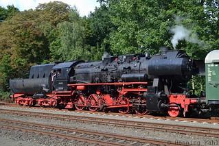52 8038 in Osnabrück Eversburger Bhf.