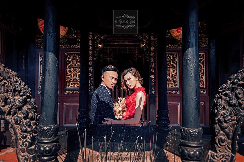 大龍峒保安宮,台北,婚紗攝影 ,推薦景點,中式建築