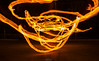 Fire Painting Test 2 (TheGhostVaporVision) Tags: firepainting fire firewall pyro longexposure photography noedit night firestarter trick trickphotography lightpainting ghostvapor test