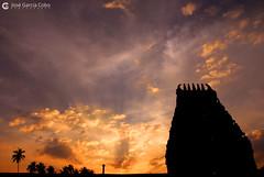 09-10-27 India del Sur (432) R01 (Nikobo3) Tags: asia india indiadelsur karnataka bengaluru bangalore shravanabelagola color puestadesol templos nikon nikond200 d200 nikondx182003556vr nikobo joségarcíacobo flickrtravelaward ngc hoysaleswaratemple paisajes naturaleza