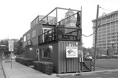 Coffee Box (dangr.dave) Tags: elpaso elpasocounty tx texas downtown historic architecture coffeebox shippingcontainer