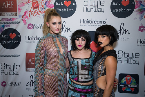 Art Hearts Fashion Show - NYC