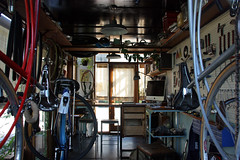 Goodspeed Bicycle Company (cymro76) Tags: shippingcontainer bikeshop workshop conversion recycled canberra australiancapitalterritory australia