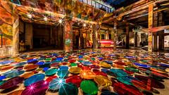 lets.play (K.H.Reichert) Tags: art ausstellung berlin exhibition fabrikhalle friedrichshain industriebau kraftwerk kunst olympus playground decay kreuzberg