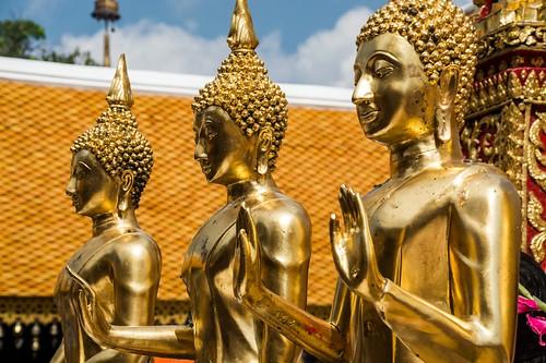 doi suthep pui chiang mai - thailande 14