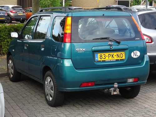 2004 Subaru G3X Justy