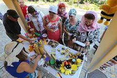 Открытие Святогорской медовой ярмарки (29) 09.08.2017