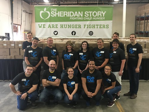 DC Group Morning Packing Event 8/15/17