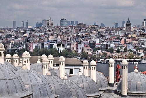 Madraza de Mezquita de Süleymaniye