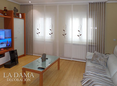 "SALÓN CON PANEL JAPONES FLORAL • <a style=""font-size:0.8em;"" href=""http://www.flickr.com/photos/67662386@N08/36441776753/"" target=""_blank"">View on Flickr</a>"