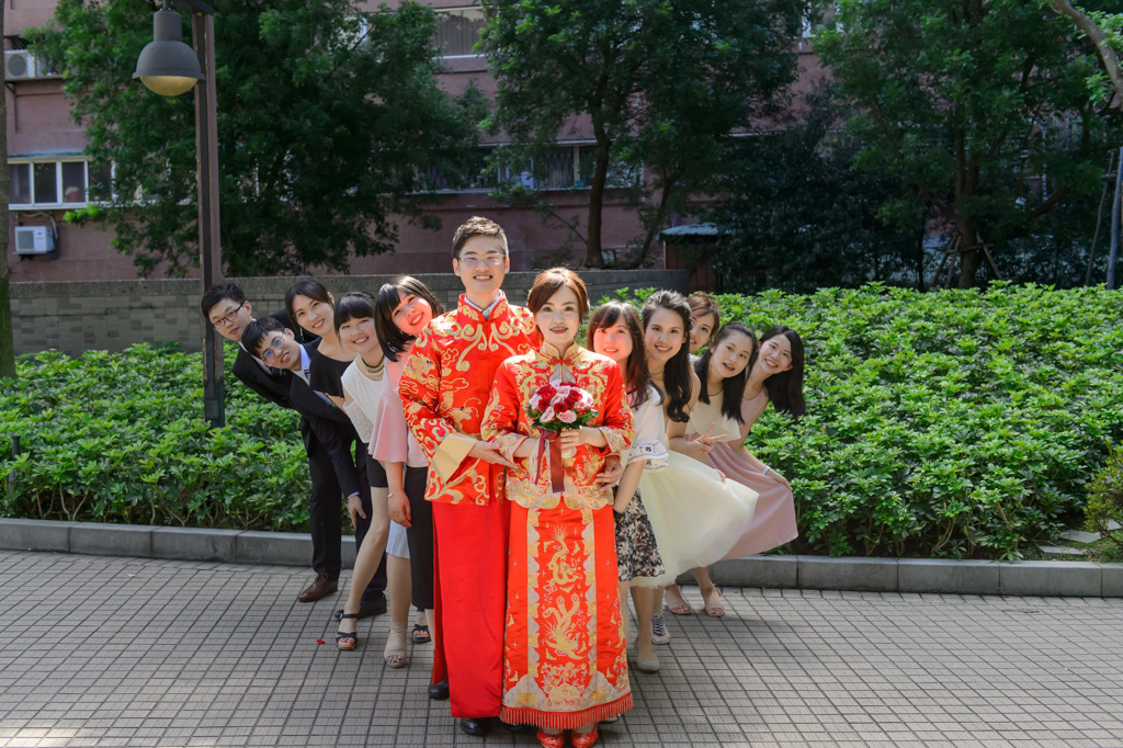 婚攝小勇, 小寶團隊, 台北婚攝, 中崙華漾, 中崙華漾婚宴, 中崙華漾婚攝, vivian, wedding day-018