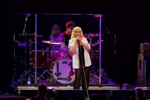 Blondie at Ravinia, 072217