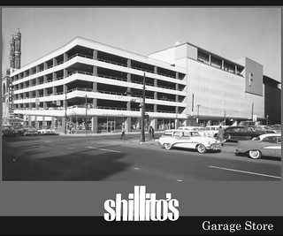 Shillitos garage store