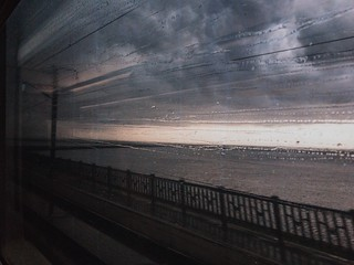 Dalian, Liaoning, China 2017 MelbournePhotographer IPhoneography Mobilephotography ShotoniPhone6s Adobelightroommobile Vscocam Sea Sunset Sky Scenics Nature Water Cloud - Sky Tranquility Tranquil Scene No People Outdoors Beauty In Nature Horizon Over Wate