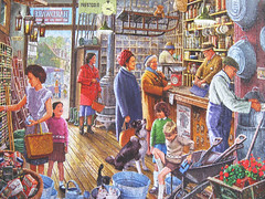 """""""The Hardware Store"""" (Puzzler4879) Tags: puzzles jigsaws jigsawpuzzles puzzling thehardwarestore stevecrisp artiststevecrisp a590is canona590is canonpowershot canonpowershota590is canonaseries canonphotography canonpointandshoot powershot powershota590is"""