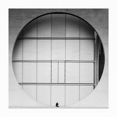 O (vulture labs) Tags: minimalism street photography fine art berlin architecture black white bw