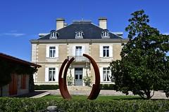 France 2017 - Château Haut Bailly - Pessac-Léognan (philippebeenne) Tags: france bordeaux pessacléognan grandcruclassé vins wine graves chateau