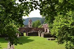 Klosterruine Hirsau - explored 29.08.2017 (chrissie.007) Tags: deutschland badenwürttemberg calw hirsau kloster klosteranlage ruine klosterruine