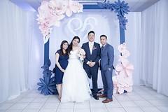 Phi-Hong 0520 (phi303) Tags: phiandhong viet vietnamese wedding colorado co groomsmen bridesmaids bridesmaid love reception custom backdrop custombackdrop handmade handmadebackdrop diy