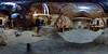 Roykstova at Dúvugarðar,  Faroe Islands (Jan Egil Kristiansen) Tags: r0010325 r0010326 r0010327 theta photomatix dúvugarðar saksun faroeislands pnorama roykstova årestue museum hdr rokk spinningwheel hearth grue ljore kaffilars ecsochistory ildsted gryte cauldron castiron