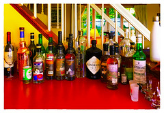 Name Your Poison (Timothy Valentine) Tags: 2017 large 0817 whiskey spirits gin sliderssunday dennis massachusetts unitedstates us