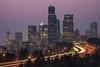Seattle downtown (Campbell, Paul) Tags: seattle downtown longexposure safeco centurylink skyline