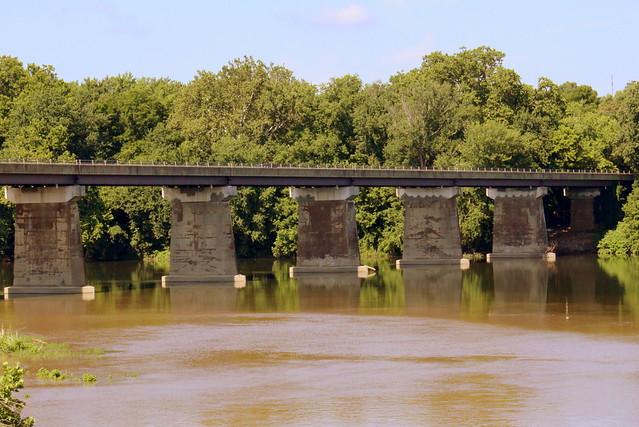 US11 bridge over the Potomac River