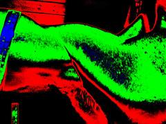 big bicep art (flex130) Tags: muscle muscles muscular bicep biceps bizeps huge big jacked ripped delts abs guns workout art muscleart bodybuilding bodybuilder chest pecs blackandwhite flex flexing