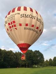 170809 - Ballonvaart Veendam naar Wedde 1