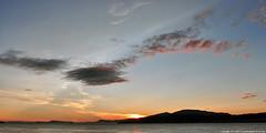 2017-08-18 Sunset (2048x1024) (-jon) Tags: anacortes skagitcounty skagit washingtonstate washington salishsea fidalgoisland sanjuanislands pugetsound guemeschannel curtiswharf pnw pacificnorthwest northwest pacific waterfront sky sunset composite stitched cirrus cloud clouds a266122photographyproduction