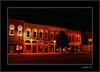 Night Time Street Scene (the Gallopping Geezer '5.0' million + views....) Tags: night light nightlight afterdark nightscene litchfield mi michigan smalltown rural business shop store storefront closed late latenight aroundmidnight tonemap tonemapped processing photomatrix canon 5d3 24105 geezer 2016